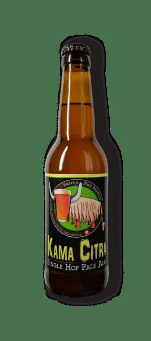 Haarige Kuh Kama Citra Single Hop Pale Ale 5,0% Vol. 24 x 33 cl