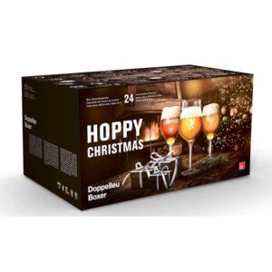 Bier Adventskalender mit 24 verschiedenen Chopfab Biersorten ( so lange Vorrat )