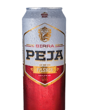 Peja Bier 4,2% Vol. 24 x 50 cl Kosovo ( so lange Vorrat )