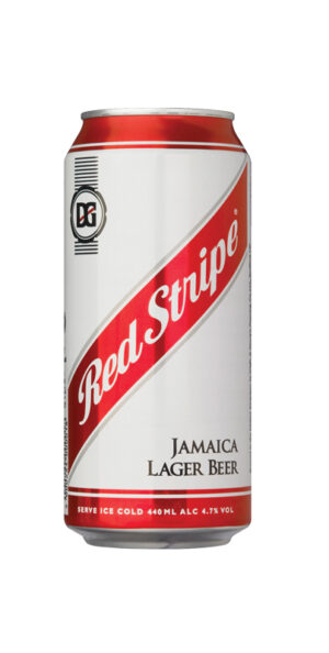 Red Stripe Beer of Jamaica 4,7% Vol. 24 x 56,8 Dose cl Jamaica