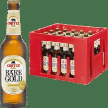 Gurten Bäre Gold 5,2% Vol. 24 x 33 cl MW Flasche