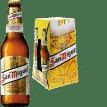 San Miguel Beer 5,4% Vol. 24 x 33 cl Philippinen / Spanien