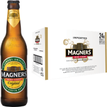 Magners Original Cider 4,5% Vol. 24 x 33 cl Irland