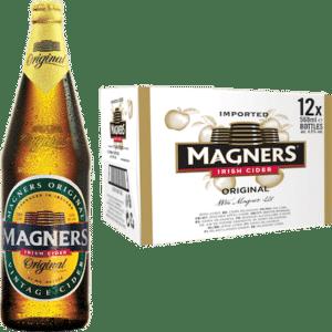 Magners Original Cider 4,5% Vol. 12 x 56,8 cl EW Irland