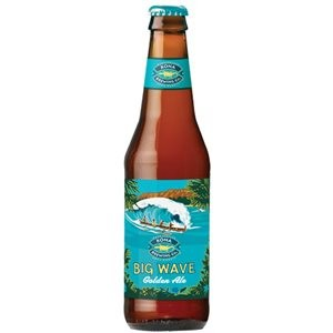 Kona Big Wave Golden 4,6% Vol. 24 x 35 cl Hawaii