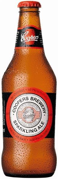 Coopers Sparkling Ale 5,8% Vol. 24 x 37 cl Australien