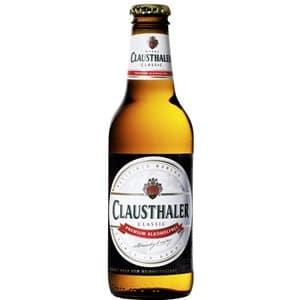 Clausthaler alkoholfreies Bier 24 x 33 cl Deutschland