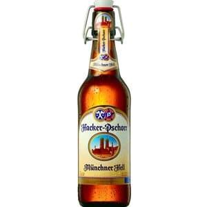 Hacker-Pschorr Münchner hell 5,0% Vol. 20 x 50 cl MW Bügelflasche