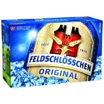 Feldschlösschen Original 4,8% Vol. ( 4 Karton à 10 x 33 cl )