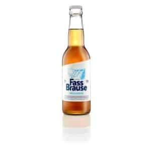 Lägere Bräu Fassbrause alkoholfrei 10 x 33 cl EW Flasche