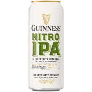 Guinness Nitro IPA 5,3% Vol. 24 x 44 cl Dose