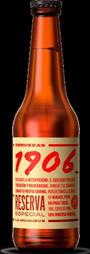 Estrella 1906 Reserva Especia 6,5% Vol. 24 x 33 cl Spanien