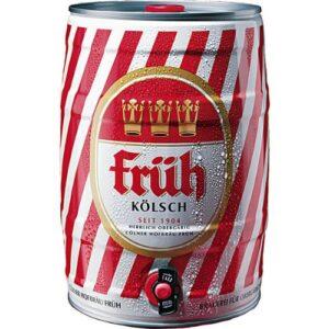 Früh Kölsch 4,8% Vol. 5 Liter Party-Fass Deutschland