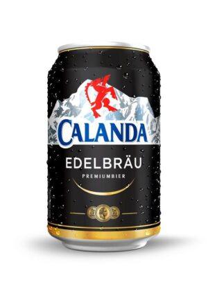 Calanda Edelbräu 5.2% Vol. 24 x 33 cl Dose