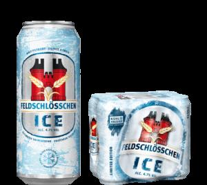 Feldschlösschen Ice Beer 4,7% Vol. 24 x 50 cl Dose