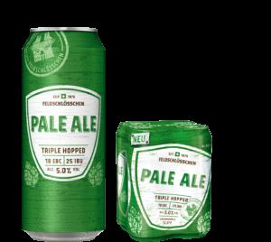 Feldschlösschen Pale Ale  5,0% Vol. 24 x 50 cl Dose