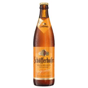 Schöfferhofer Hefeweizen Naturtrüb 5% Vol. 11 x 50 cl MW Flasche