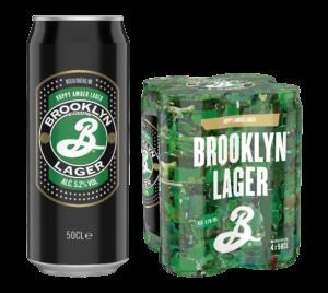 Brooklyn Lager 5,2% Vol. 24 x 50 cl Dose Amerika