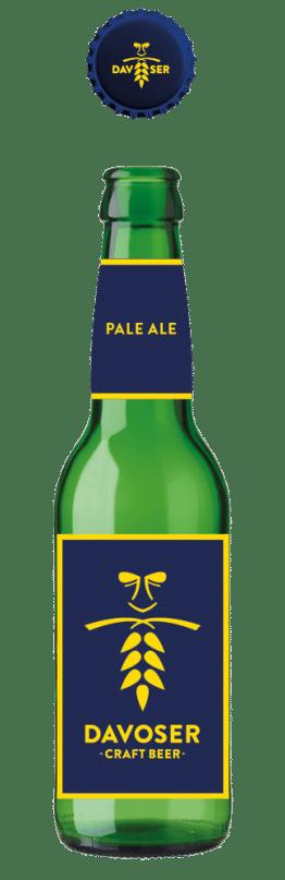 Davoser Craft Beer Pale Ale 24 x 33 cl