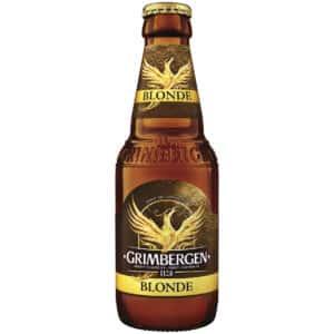 Grimbergen blonde 6,7% Vol. 24 x 25 cl Belgien