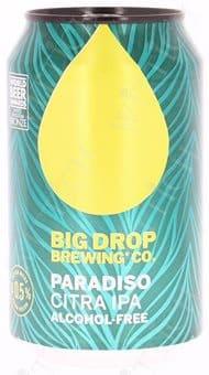 Big Drop Paradiso Citra IPA  0.5% Vol. 12 x 33 cl Dose