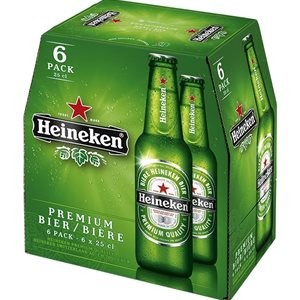 Heineken Premium 5,0% Vol. 24 x 25 cl Holland