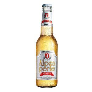 Rugenbräu Alpenperle 4,8% Vol. 6 x 33 cl EW Flasche
