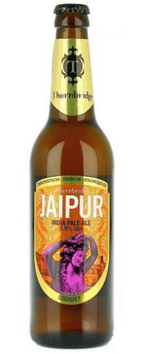 Thornbridge Brewery Jaipur IPA 5,9% Vol. 12 x 33 cl EW Flasche