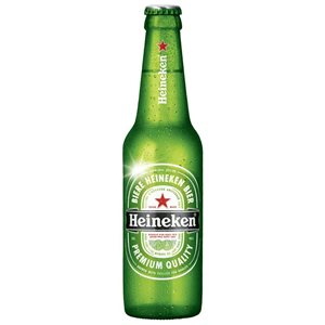 Heineken Premium Bier 5,0% Vol. 24 x 33 cl MW Holland