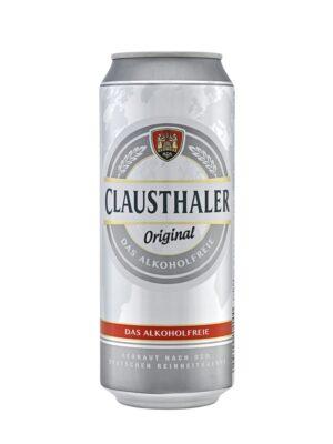 Clausthaler alkoholfreies Bier 24 x 50 cl Deutschland