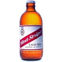 Red Stripe Beer of Jamaica 4,7% Vol. 6 x 34,1cl EW Flasche Jamaica Auslieferung Mitte September 2020