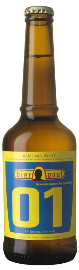 Bier Paul hell 01 5,2% Vol. 24 x 33 cl