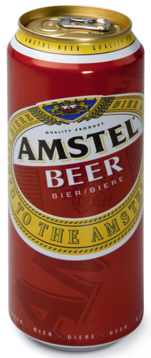 Amstel Premium Lager 5,0% Vol. 24 x 50 cl Holland