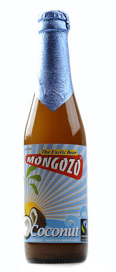 Mongozo Coconut Beer 3,6% Vol. 24 x 33 cl Belgien