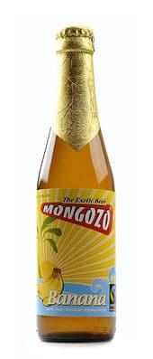 Mongozo African Banana Beer 3,6% Vol. 24 x 33 cl Belgien