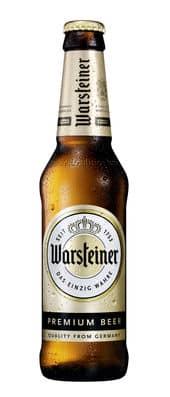 Warsteiner Premium Bier 4,8% Vol. 24 x 33 cl Deutschland