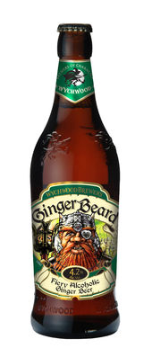 Wychwood's Ginger Beard 4,2% Vol. 8 x 50 cl England