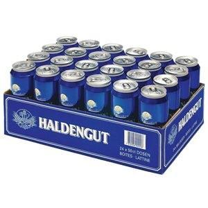 Haldengut Lager 4,8% Vol. 24 x 50 cl