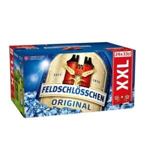 Feldschlösschen Original XXL 24 x 33 cl EW Flasche Dauertiefpreis