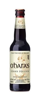 O'Hara's Leann Folláin 6% Vol. 24 x 33 cl Irland