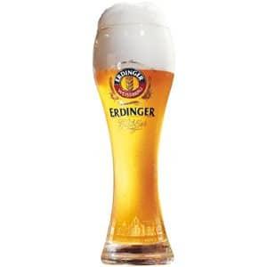Erdinger 6 Biergläser mit je 5 dl