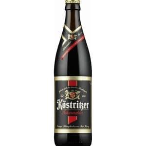 Köstritzer Schwarzbier 4,5% Vol. 20 x 50 cl Deutschland