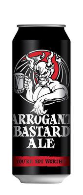 Stone Arrogant Bastard Ale 7,2% Vol. 24 x 47 cl Dose Deutschland / Amerika