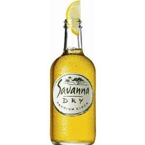 Savanna Cidre Südafrika 5,5% Vol. 6 x 33 cl EW Flasche