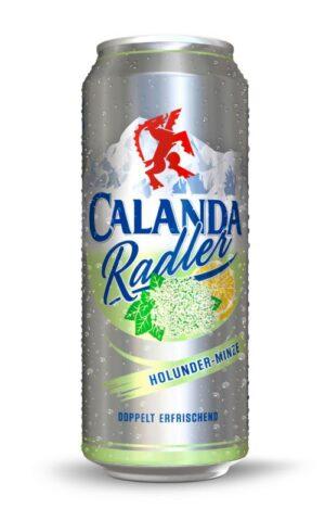 Calanda Radler Holunder 2.0% Vol. 24 x 50 cl Dosen