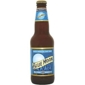 Blue Moon Beer 5,4% Vol. 24 x 35 cl Amerika