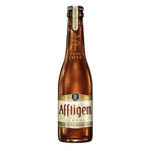 Affligem Blonde Bière 6,8% Vol. 24 x 30 cl Belgien