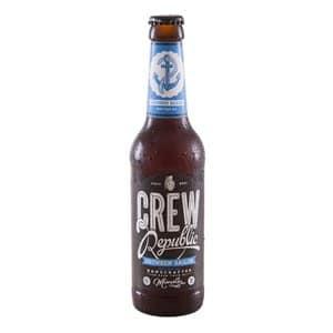 Crew Drunken Sailor Indian Pale Ale 24 x 33 cl EW Flasche Deutschland