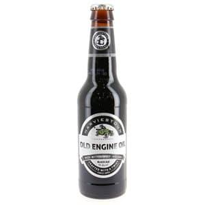 Harviestoun Brewery Old Engine Oil 6,0% Vol. 24 x 33cl EW Flasche