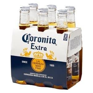 CORONITA Extra Beer 4,6% Vol. 24 x 21cl Mexico
